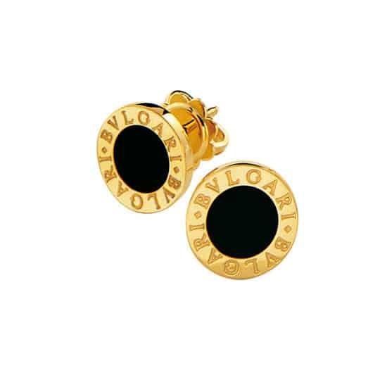 Bvlgari Bvlgari Stud Earrings Or085814 187 Bvlgari