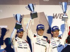 Porsche takes second place at Spa-Francorchamps