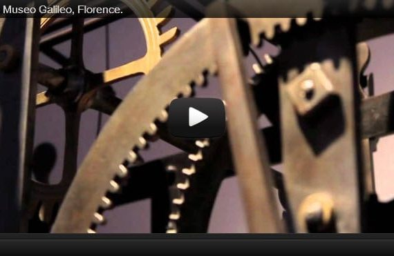 Officine Panerai and the Museo Galileo, Florence. [Video]