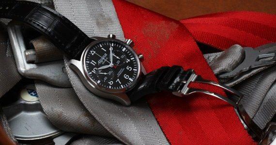 Alpina Watches – Press Release Startimer Pilot