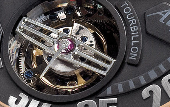 Press Release: Two NEW Versions of the Extreme Tourbillon Regulator Manufacture