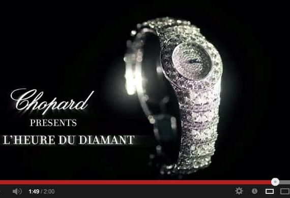 L'Heure du Diamant — The exceptional skills of Chopard [Video]