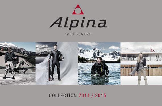 Alpina Catalog 2014-15