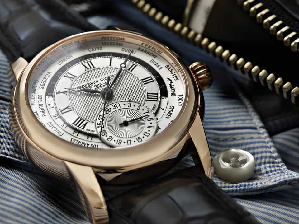 Manufacture Worldtime Collection Limited Edition 1888pcs