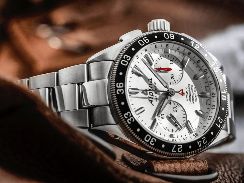Alpina Watches Named Official Watch Of The Sport Chek Canadian - Alpina watches