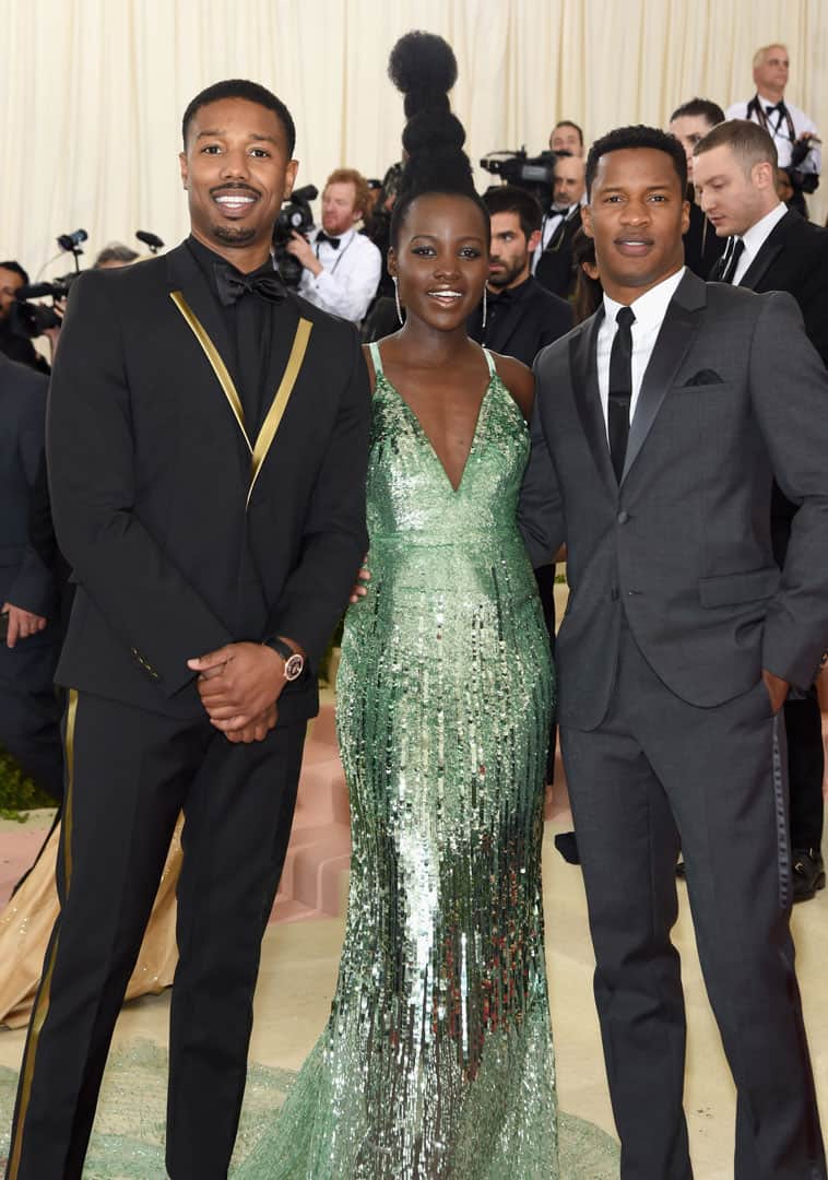e08db387ce3cdc Jessica Chastain And Michael B. Jordan Dazzle In Piaget At The 2016 Met Ball