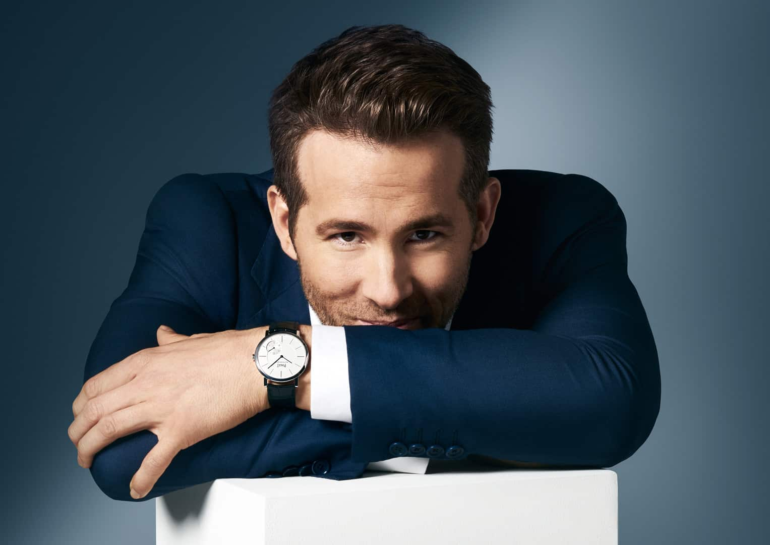 Piaget Is Delighted To Introduce Ryan Reynolds As Its International Brand Ambassador