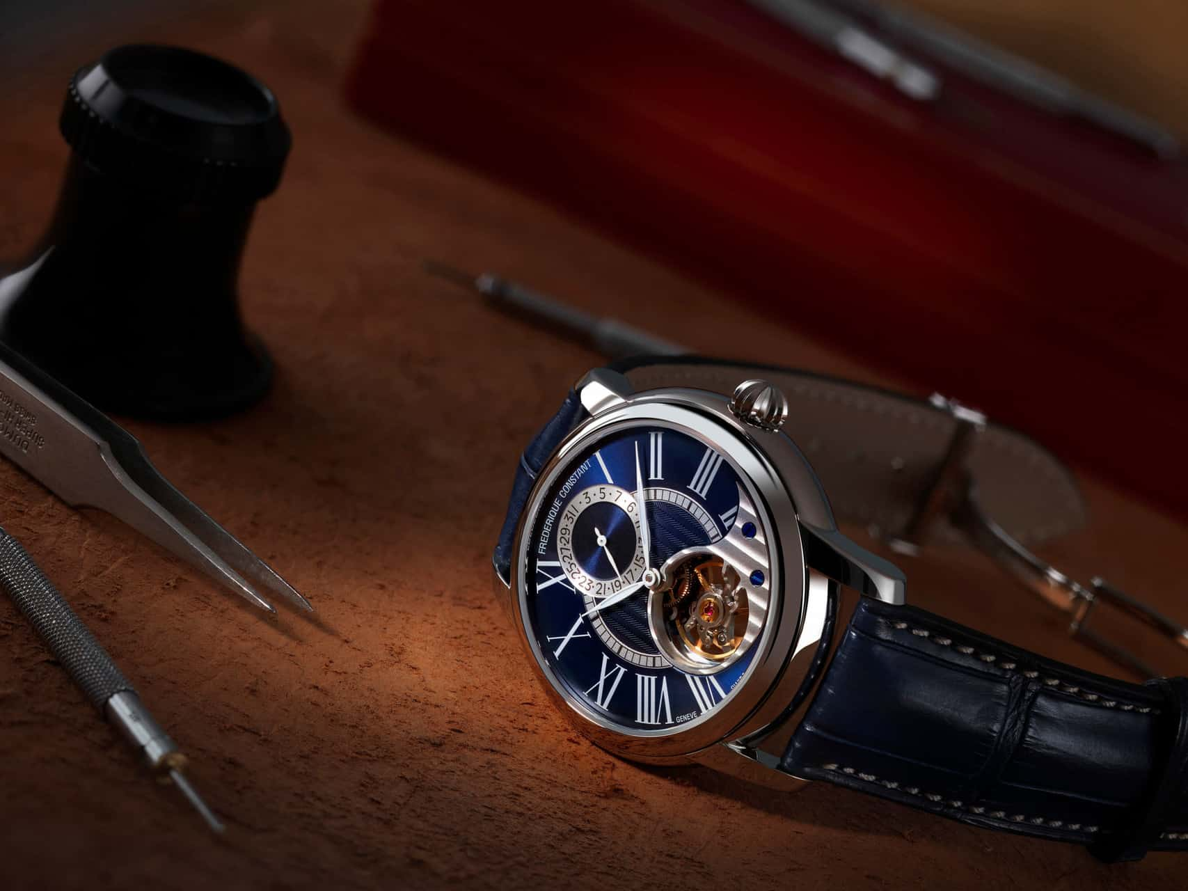 Frederique Constant introduces new  Heartbeat Manufacture timepieces