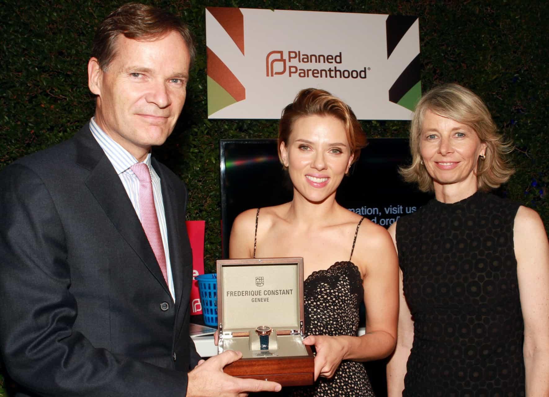 Frederique Constant sponsors Power of Women