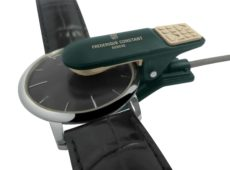 Frederique Constant launches ingenious watch accuracy measuring clip
