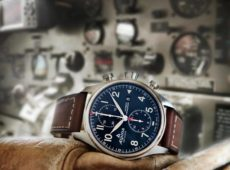 The New Startimer Pilot Automatic Chronograph
