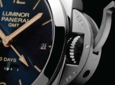 Officine Panerai Blue Dial Watches