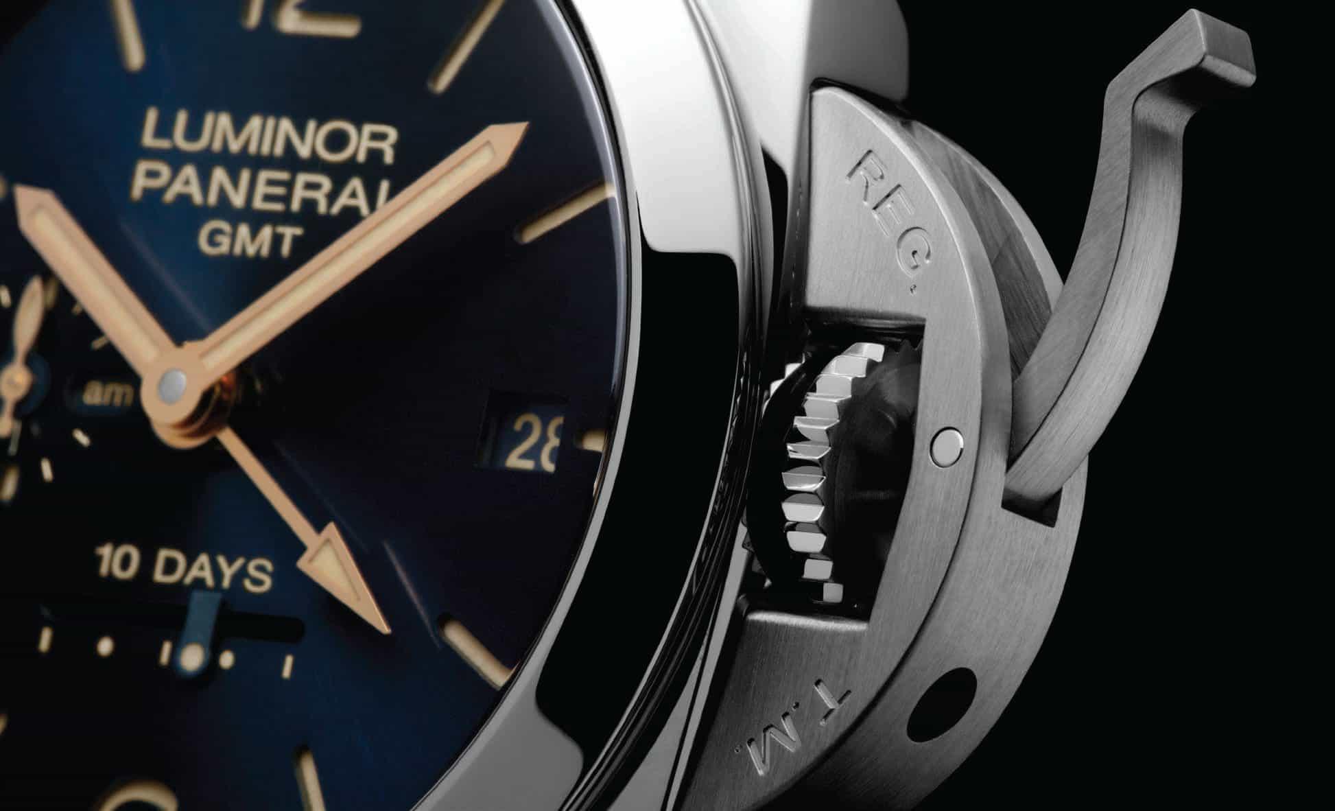 802b2884f288 Officine Panerai Blue Dial Watches » Officine Panerai » Duty Free ...