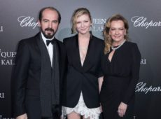 Chopard unveils the Garden of Kalahari collection during a breath-taking event at the Théâtre du Chatelet in Paris