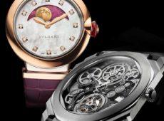 Octo, Lvcea and Serpenti the three pillars of the watchmaking art according to Bvlgari