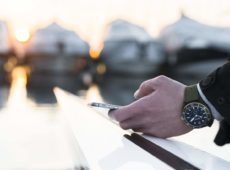 Alpina's new Seastrong Horological Smartwatch