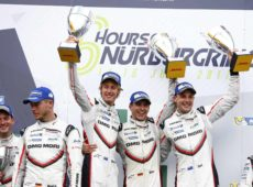 A new hattrick victory for Porsche at the 6 Hours of Nürburgring 2017