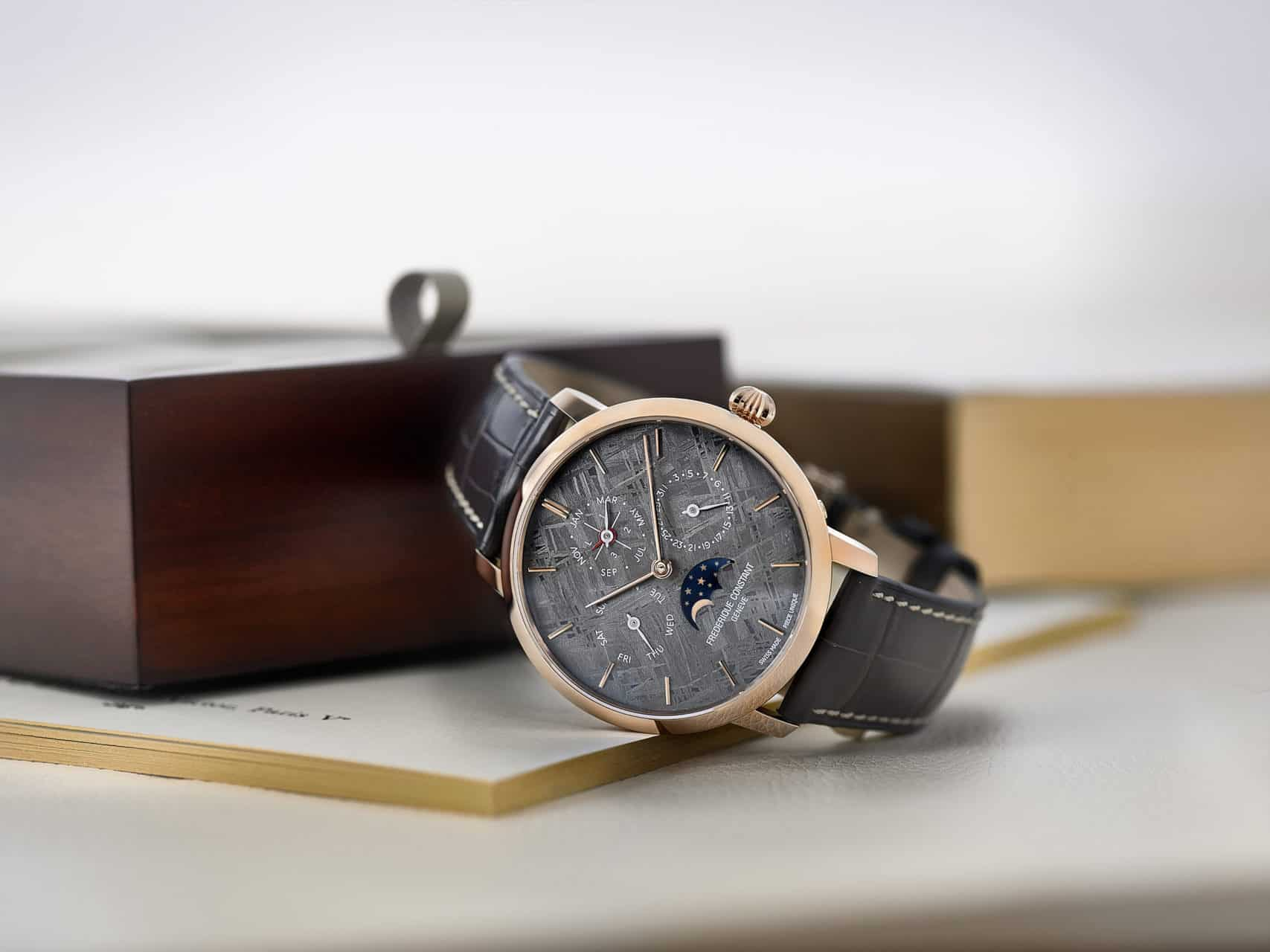 Frederique Constant at Only Watch: Unique Timepiece for a Good Cause