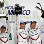 Porsche with its official timing partner Chopard still dominates the WEC 2017 with a one-two victory at the 6 Hours of Mexico 2017