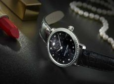 Slimline Moonphase Stars Manufacture: Timing in the Stars