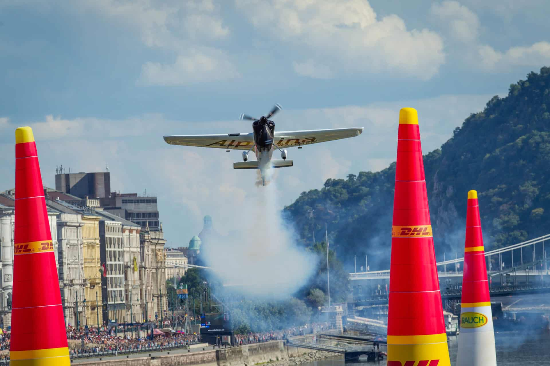 Michael Goulian #99, United States, Team Goulian,  Zivko Edge 540 V2, Red Bull Air Race Championship 2017, Red Bull Air Race Budapest 2017, July 1-2 2017, Budapest 2017, Hungary, Round 4, Saturday, Qualification