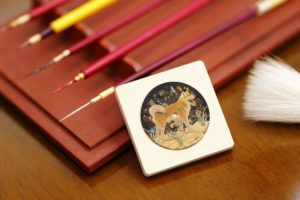 015 – the Urushi year of the dog dial once finished 3