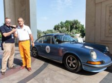 Chopard wraps up a successful first edition of the Chopard Classic Rally