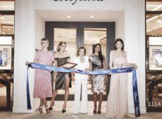 Chopard celebrates the grand opening of the Brickell City Centre boutique with supermodels Adriana Lima, Petra Nemcova and Karolina Kurkova