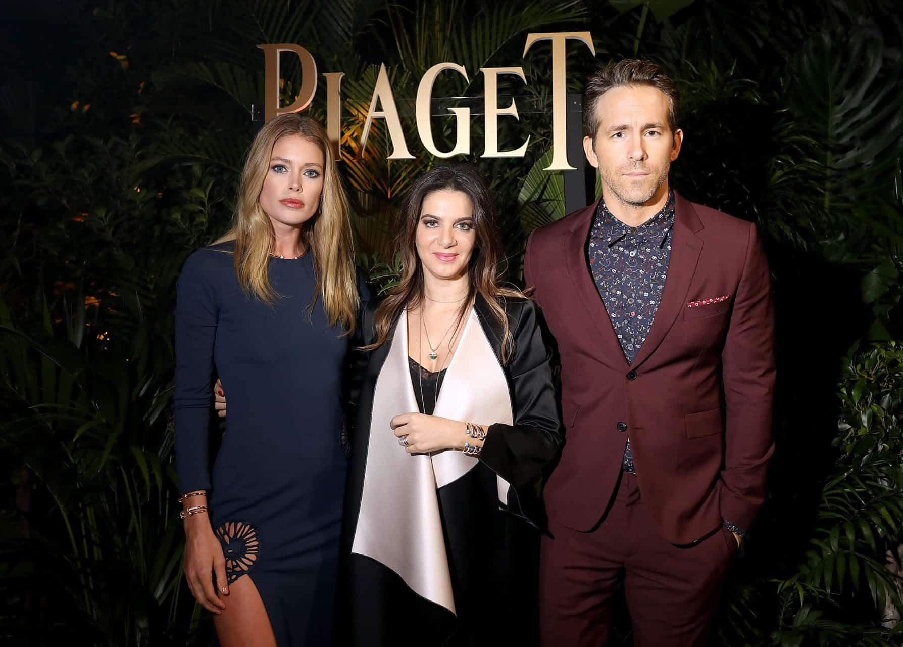 Piaget Unveils New Global Brand Campaign At SIHH