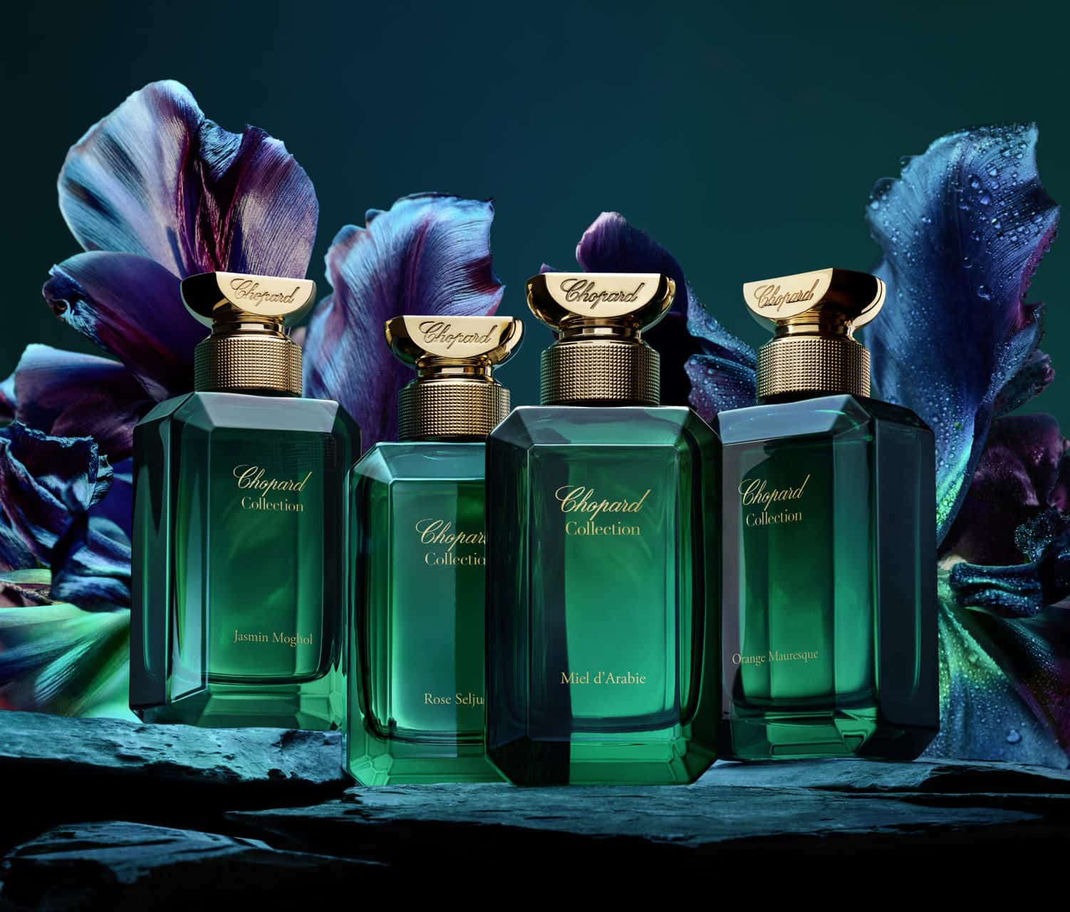 The Chopard New High Perfumery Collection