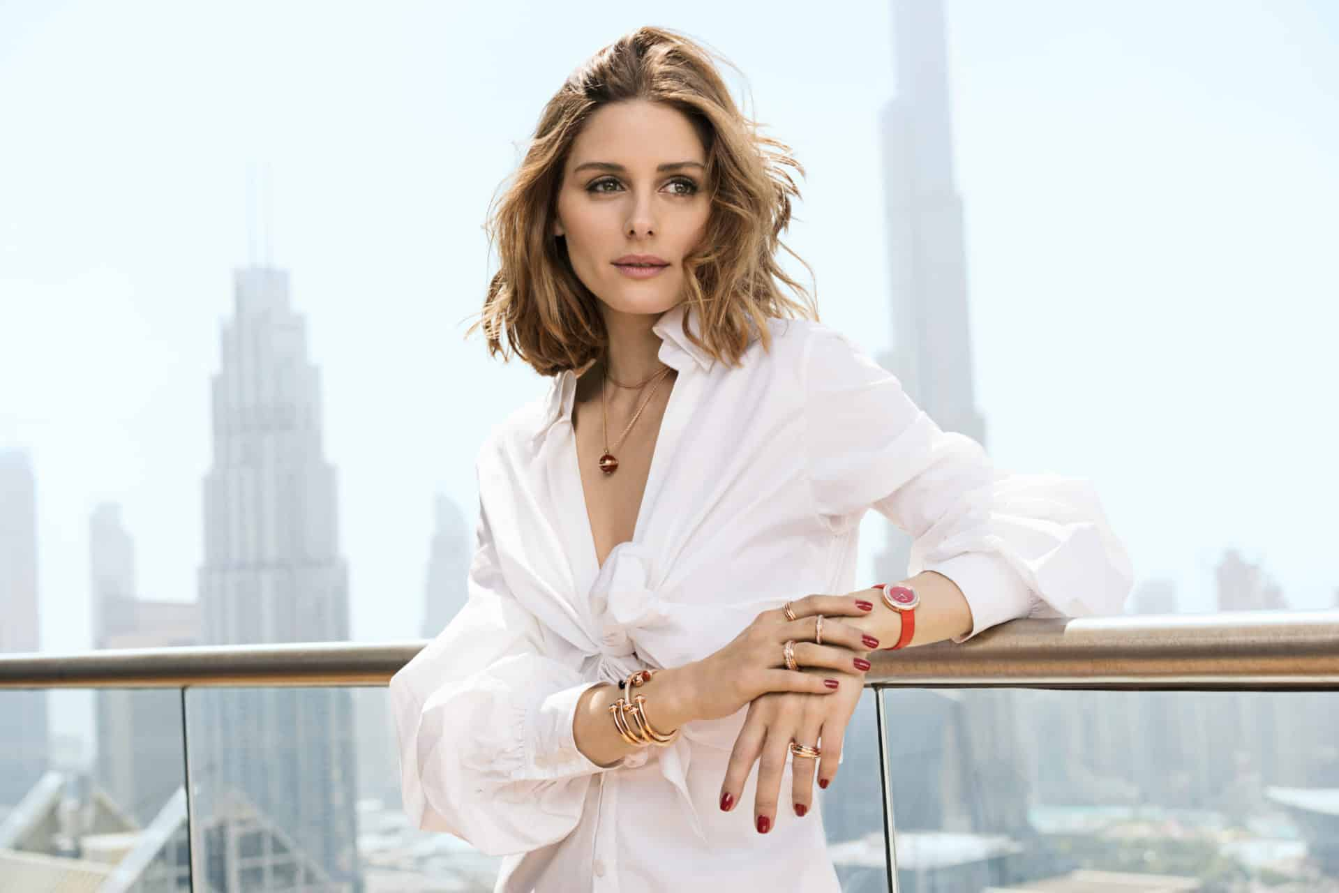 Piaget is honored to announce third year collaboration with International Style Icon Olivia Palermo