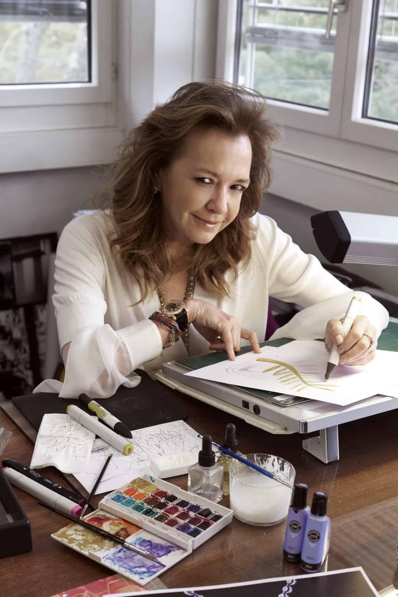 Caroline Scheufele's love story with the Cannes Film Festival