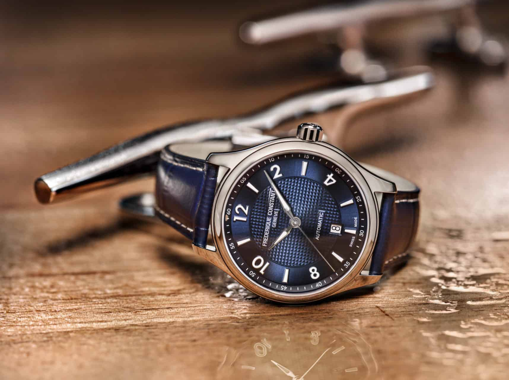 A New Nautical Adventure: with Frederique Constant & The Legendary Riva Boats