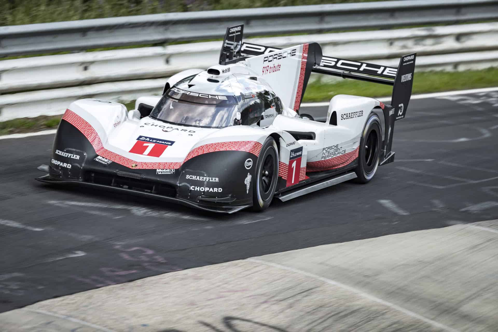 Best time on the Nürburgring Nordschleife Timo Bernhard beats 6 minute mark 5