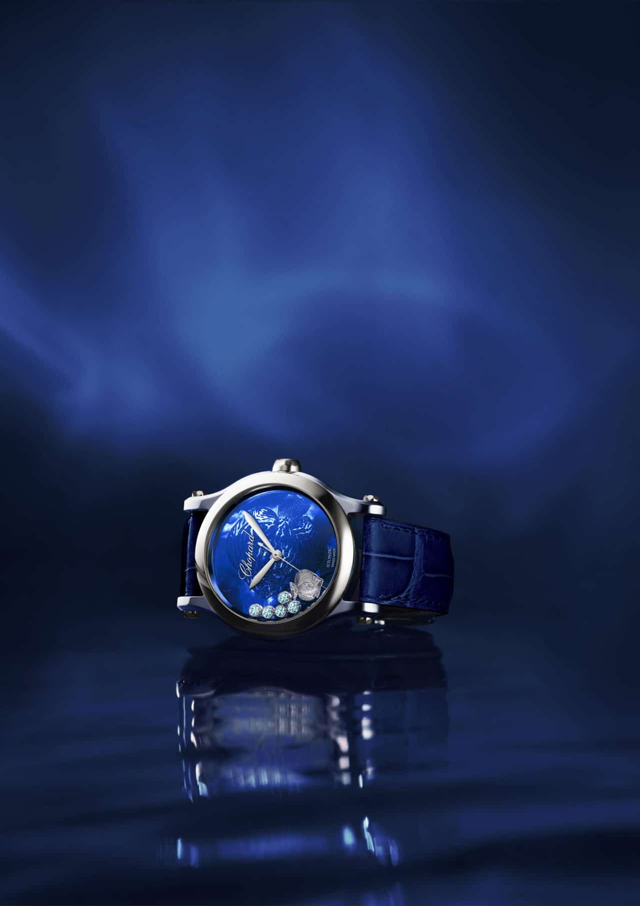 Chopard Happy Fish Exploring the depths of the sea