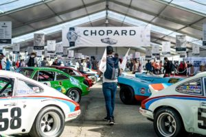 Chopard Heritage Display