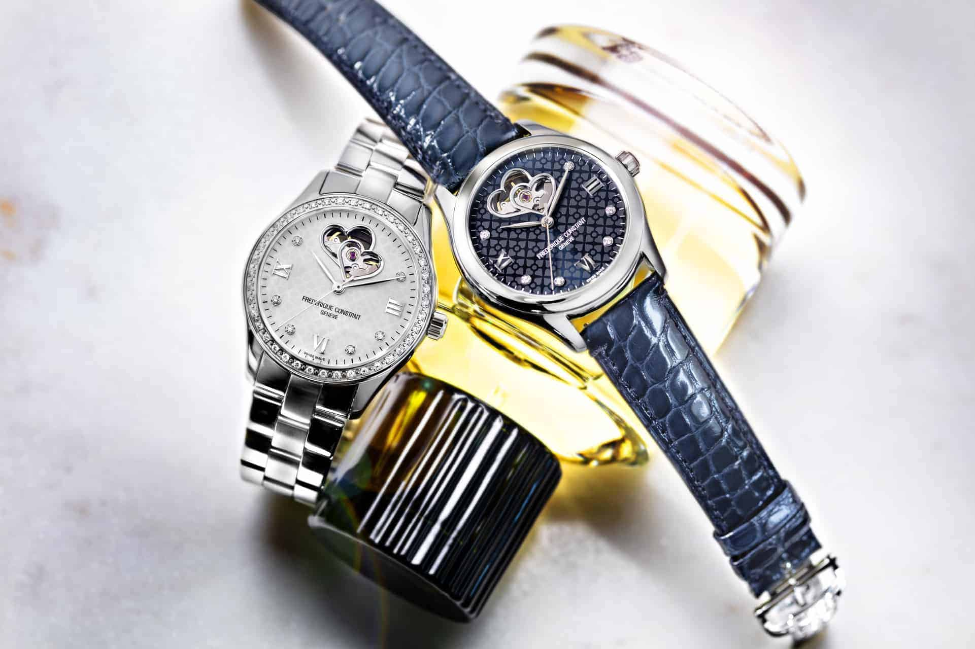 Frederique Constant Ladies Automatic: the new signature timepieces